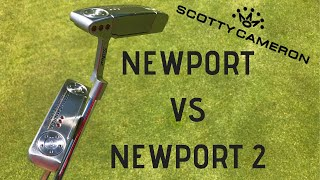 Scotty Cameron Newport vs Newport 2 - Watch This Before Buying!