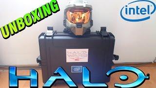 UNBOXING ÉPICO Regalo de 343 Industries | Paquete Exclusivo de HALO e INTEL