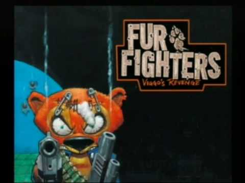 Fur Fighters, Meet the Fur Fighters Opening Title Screen, Fur Fighters Viggo