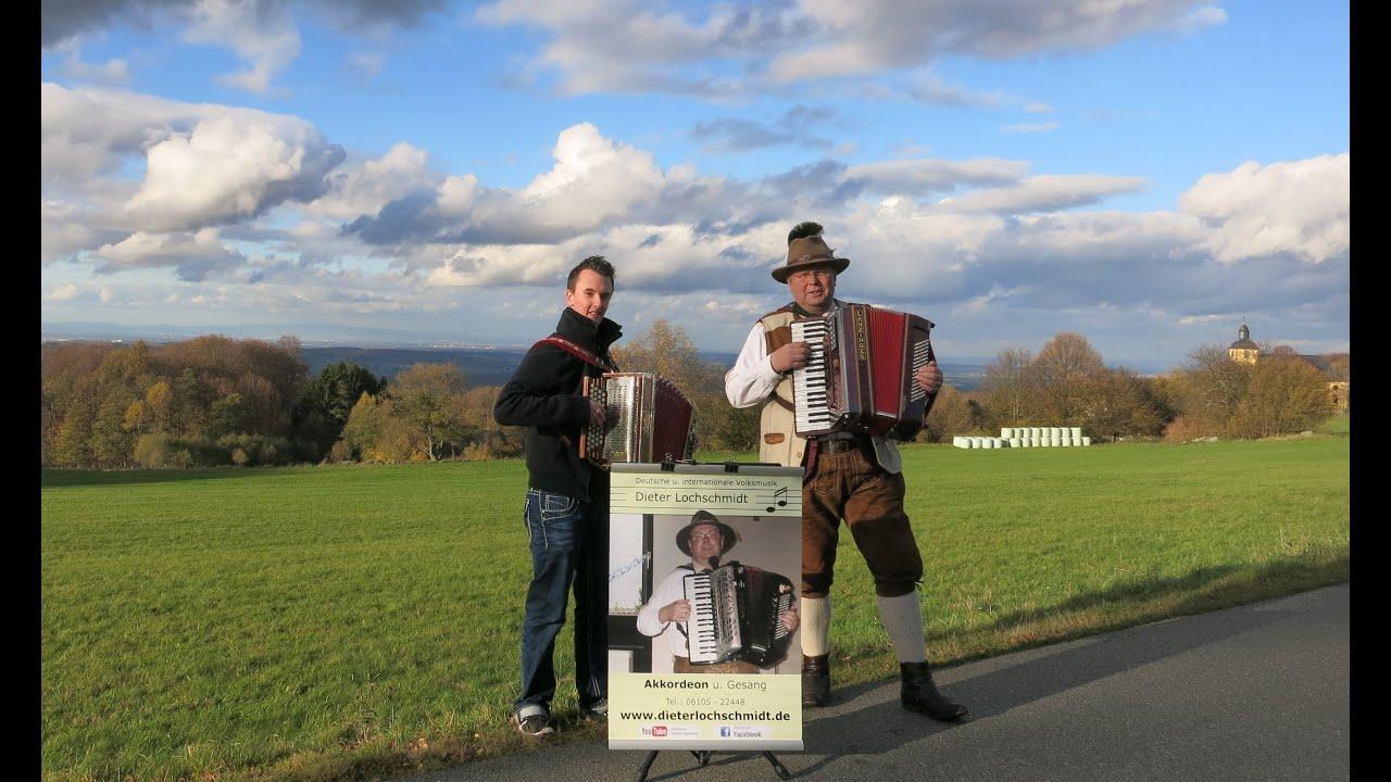 Grüne Tannen - Volksweise aus Österreich - Steirische Harmonika und ...