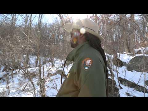 Find Your Park - Ahmad Toure, National Park Service