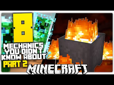 8 Minecraft Mechanics You Didn't Know Existed! [2]
