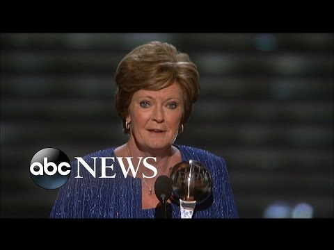 Pat Summitt ESPY Awards Speech
