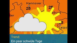 WO kompakt: Der Wetter-Tag im Überblick