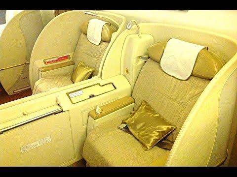 AIR INDIA First Class | BOM-DEL-BOM | B777-300ER | Flight Report | Inflightexpert [HD]