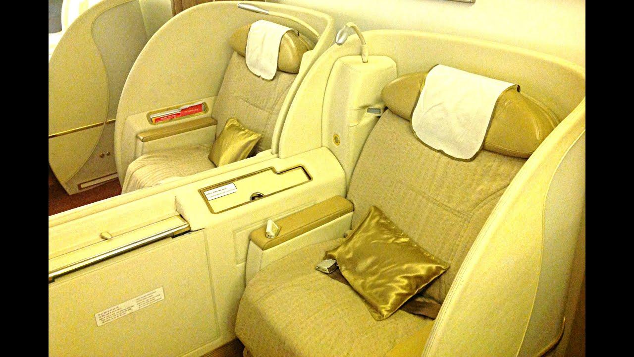 AIR INDIA First Class   BOM-DEL-BOM   B777-300ER   Flight Report ...