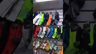 Видео Рынок Дордой.  Контейнер носков. Турция , Южная. Корея.  Цена ОПТОМ.