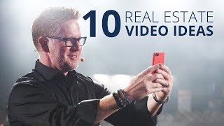 10 Real Estate Videos Agents Should Be Creating  | Tom Ferry Q&A