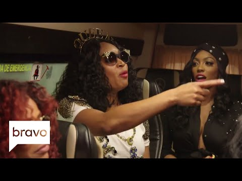 RHOA: Cynthia Bailey Makes Out with Porsha Williams Season 10, Episode 14  Bravo