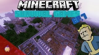 Minecraft Survival Games|EVERYTHING WENT TO SHIT!!!|Ep.7