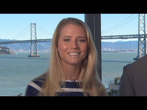 EXCLUSIVE: Cassidy Gifford Remembers Her Late Dad, Frank, With CBS Analysts for Super Bowl 50