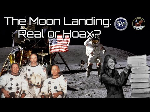 The Moon Landing Was Not A Hoax.