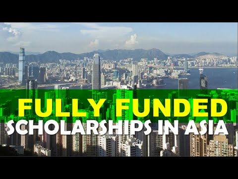 Top 10 Scholarships in Asian Countries for International Students