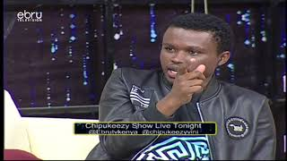 Eric Omondi, Fred Omondi & Vivian On Chipukeezy Show (Full Epp)