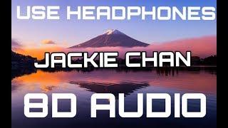 Tiësto Dzeko Post Malone & Preme -Jackie Chan 8D AUDIO