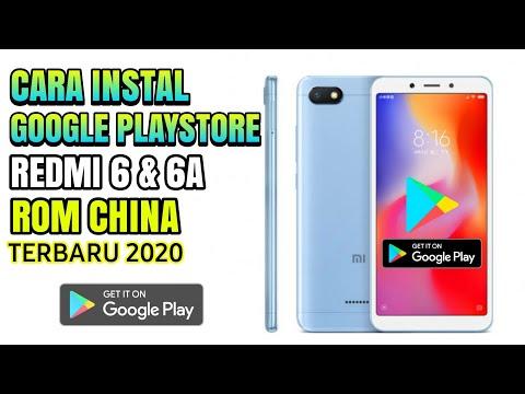 cara-instal-google-playstore-pada-xiaomi-redmi-6-|-6a-rom-china-terbaru-2020