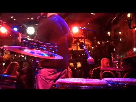 Magic Monday (open jam session) in Bourbon Street, Amsterdam : 23 October 2017