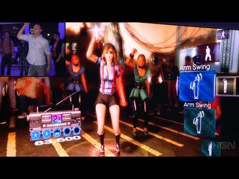 Dance Central Demo - E3 2010