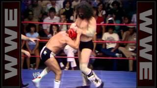 Buddy Roberts vs. Bruiser Brody: WCCW, July 23, 1983