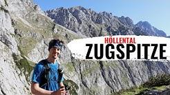 Zugspitze 2962m über das Höllental (Juni 2020)  - Die schönste Bergtour Deutschlands mit allen Infos