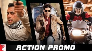 Action-Packed | Best Of YRF Action Scenes