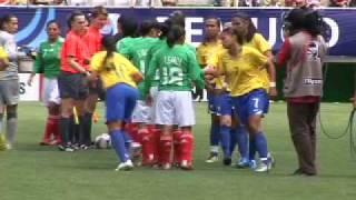 TV AZTECA DEPORTES EN SUDAMERICA MEXICO VS. BRASIL