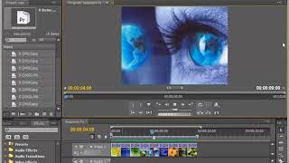 Пакетная обработка изображений в Adobe Premiere Pro