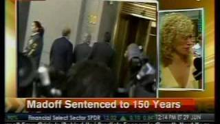 Further Reaction - Madoff Sentenced to 150 Years - Bloomberg