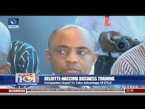 Deloitte-NACCIMA sensitization workshop on ECOWAS Trade Liberalization Scheme