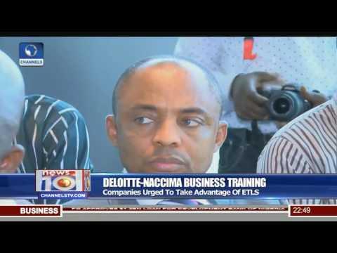 Deloitte-NACCIMA sensitization workshop on ECOWAS Trade Liberalization Scheme