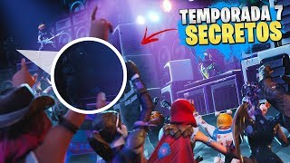 Secrets On The Load Screen 10 - Fortnite Season 7