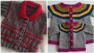 Top 40 new and stylish baby sweater designs