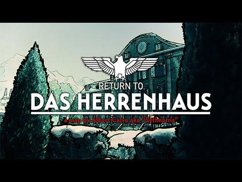 RETURN TO DAS HERRENHAUS (Call of Duty Custom Zombies Map) thumbnail