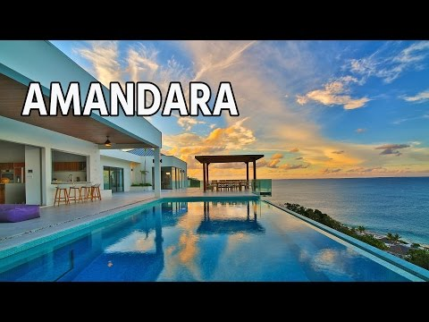 AMANDARA | St Martin Luxury Villa Rental