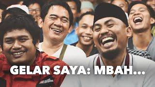Mbah Nun: Tetap Bahagia