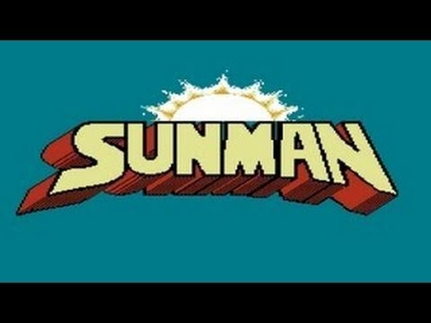Sunman (Nintendo Entertainment System) - Prototype Game