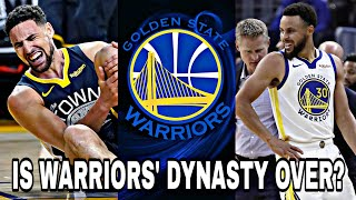 Is The Warriors' Dynasty Over..... NOW ?