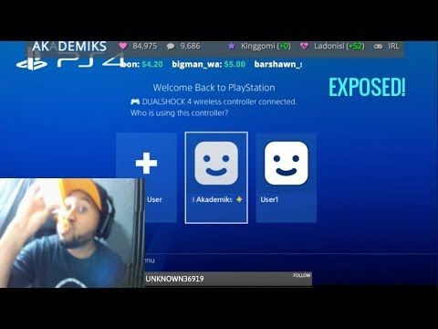 Chat N!gga attempts to EXPOSE dj akademiks live on stream!