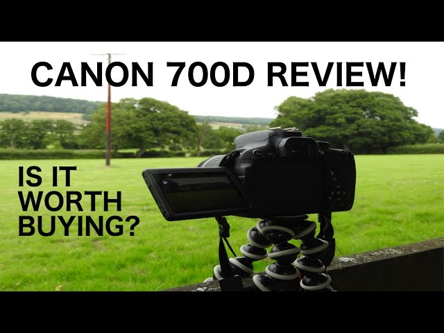 canon 700d video review