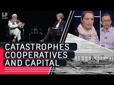 Catastrophes, Cooperatives, and Capital