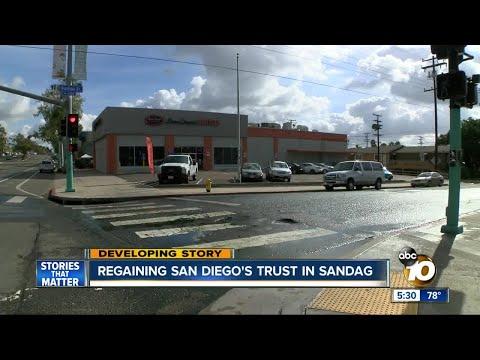 Regaining San Diego's trust in SANDAG
