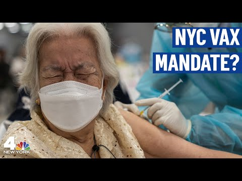Devil Spawned De Blasio Mandates All NYC Workers Get Vaccinated or Take Weekly CV-19 Tests