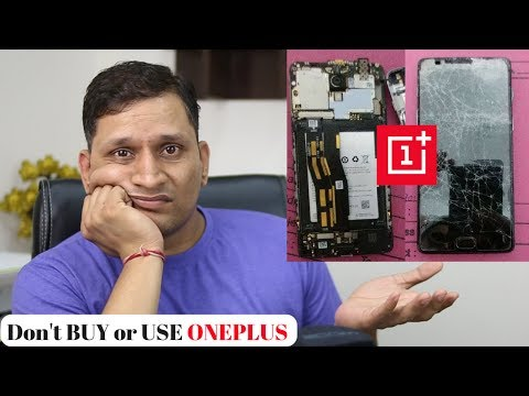 DONT BUY OR USE ONEPLUS 6 | Worst After Sales Experience