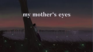 Alec Benjamin - My Mothers Eyes (Lyrics)