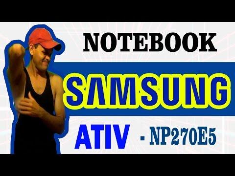 ⏺ COMO FORMATAR NOTEBOOK SAMSUNG - ATIV  NP270E5