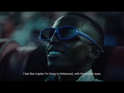 Ster-Kinekor #OpenEyes Integrated Campaign