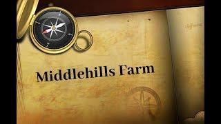 Derbyshire | Site Arrival | Middlehills Farm