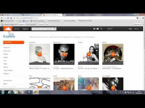 Creative commons songs - Canzoni senza copyright (Tutorial Ita)