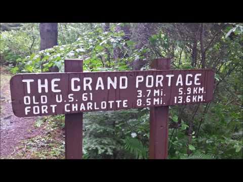 RV Trip ~ Grand Portage National Monument Minnesota