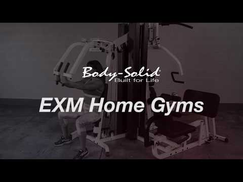 Body-Solid EXM Home Gyms (BodySolid.com)